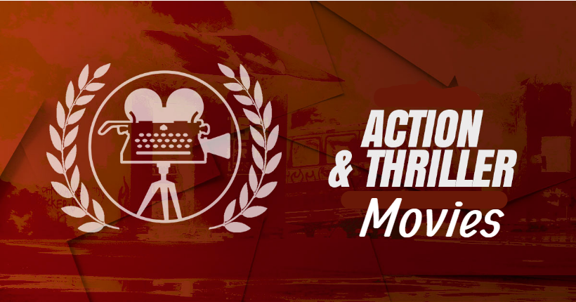Bollywood Action Thriller Movies