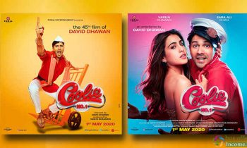 Upcoming Bollywood Film Coolie No 1 Full Movie Coverage – Release Date, First Look, Cast & Crew