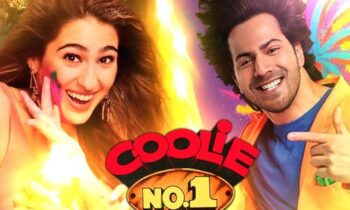 Sara Ali Khan and Varun Dhawan's Latest Coolie No 1 Full Movie Download Online Free