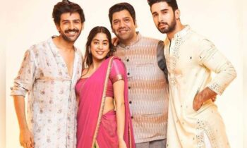 Kartik Aaryan and Janhvi Kapoor Upcoming Romantic Comedy Dostana 2 Movie News, Trailer, Cast & Crew Details