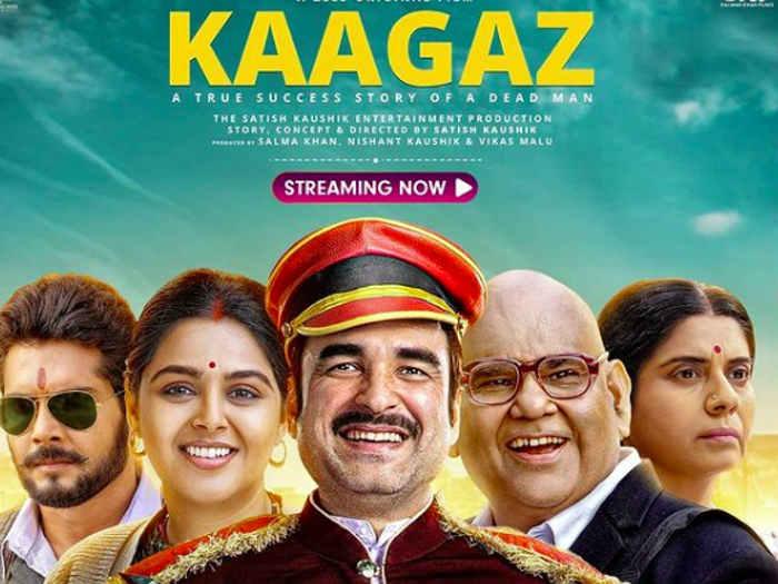 Kaagaz Full Movie Download
