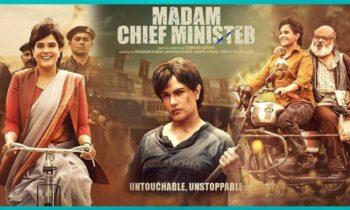 Richa Chadha's upcoming Political Madam Chief Minister Movie Details