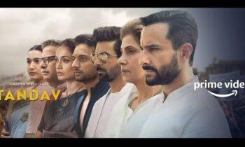 Saif Ali Khan's Tandav Web Series Details, Release date, Cast & Crew