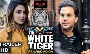 Priyanka Chpora's The White Tiger Full Movie Leaked Online : Download at Tamilrockers in full HD