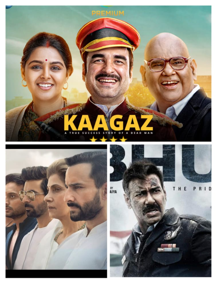 Bollywood Movies Releasing in 2021 on OTT Releases