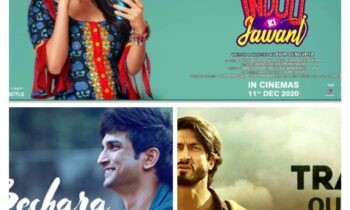 List of Bollywood OTT Released Movies 2020