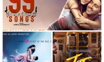 List of Top 10 Bollywood Romantic Movies in 2021