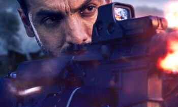 John Abraham's Action Thriller Attack First Look Poster and Movie News