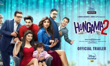 Akshay Kumar presents Hungama 2 Movie Trailer and Release Date