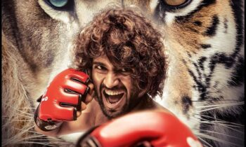Vijay Deverakonda and Ananya Panday's Liger First Look Poster, Movie Infromation