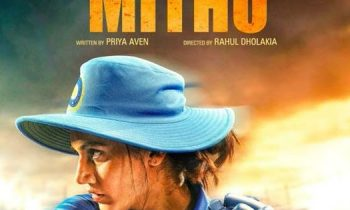 Shabaash Mithu Movie First Look Poster and Release Date Deatails